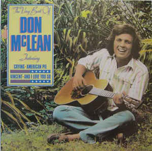 Don McLean – The Very Best Of Don McLean (NZ) - LP *USED*