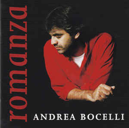Andrea Bocelli ‎– Romanza - CD *NEW*