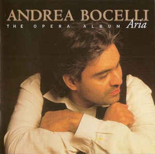 Andrea Bocelli ‎– Aria - The Opera Album - CD *NEW*
