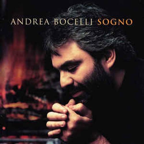 Andrea Bocelli – Sogno - CD *NEW*