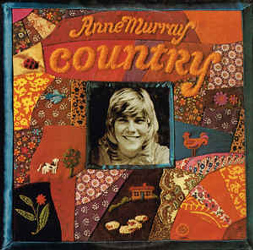 Anne Murray – Country (NZ) - LP *USED*