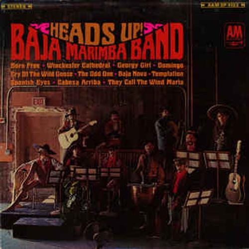 Baja Marimba Band – Heads Up! (US) - LP *USED*
