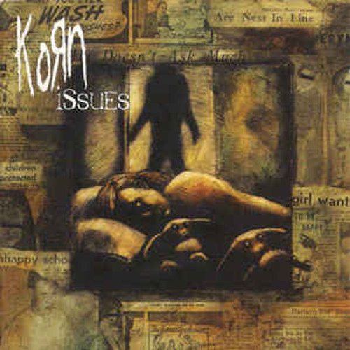 Korn ‎– Issues 2 - 2CD *NEW*