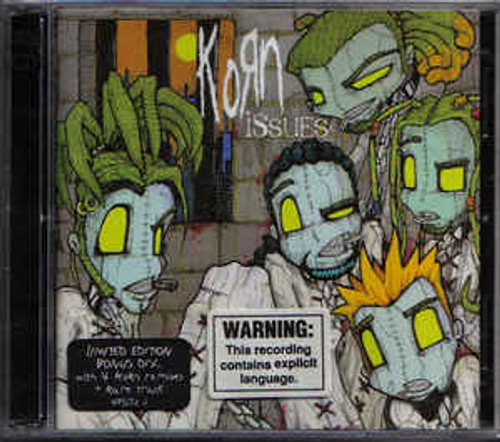 Korn ‎– Issues 3 - 2CD *NEW*