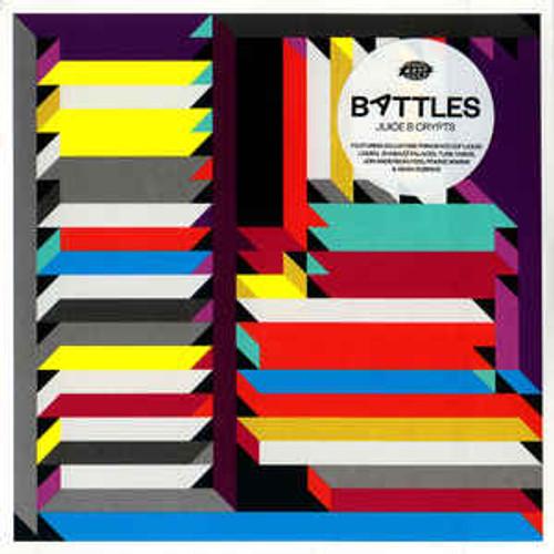Battles – Juice B Crypts - CD *NEW*