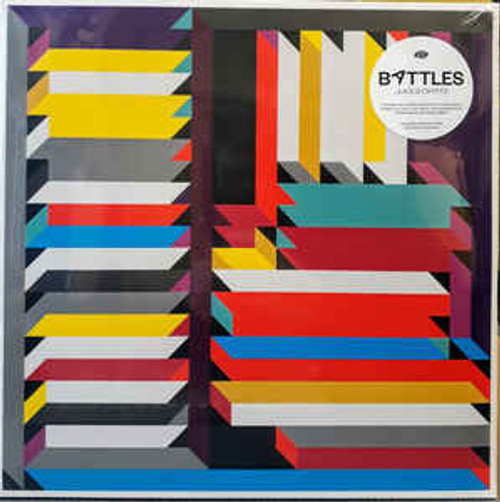 Battles – Juice B Crypts - 2LP *NEW*