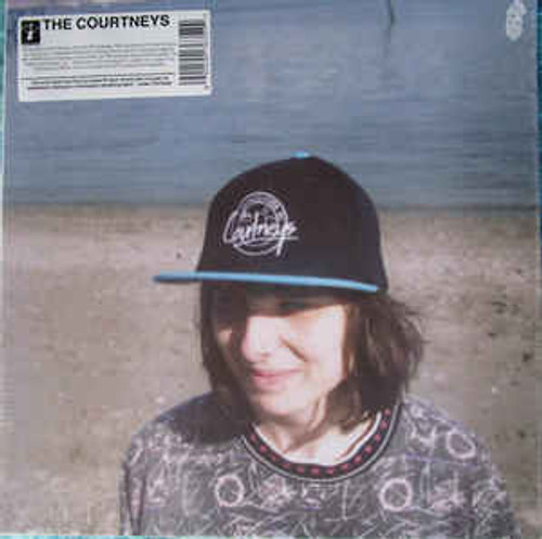 The Courtneys ‎– The Courtneys (BLUE VINYL) - LP *NEW*