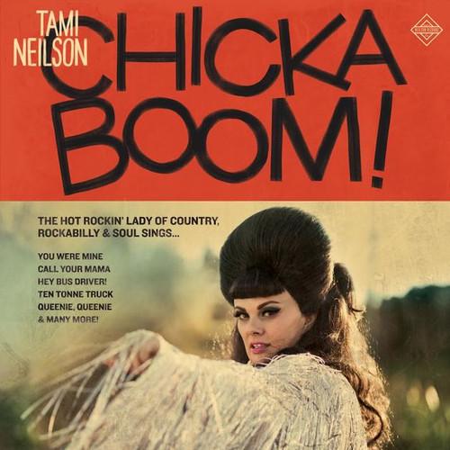 Tami Neilson - Chicka Boom! ( Buttercream Vinyl) - LP *NEW*