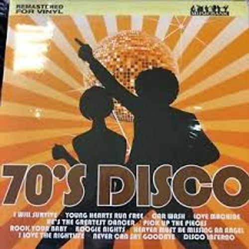 70s Disco - Various - LP *NEW*