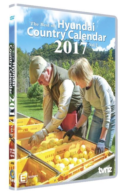 Best of Hyundai Country Calendar 2017 - Vol 2 - 2DVD *NEW*