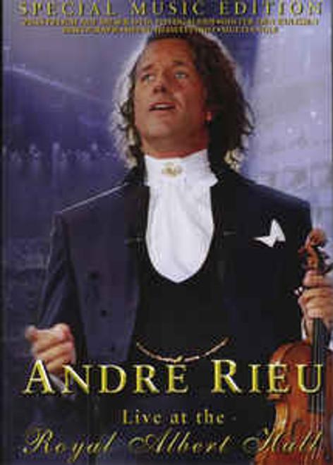 André Rieu – Live Au Royal Albert Hall - DVD *NEW*