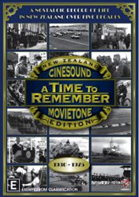 A Time to Remember - 3DVD *NEW*