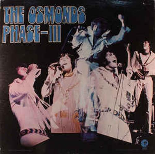 The Osmonds – Phase III - LP *USED*