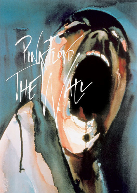 Pink Floyd - The Wall - MAXI POSTER FRAMED *NEW*