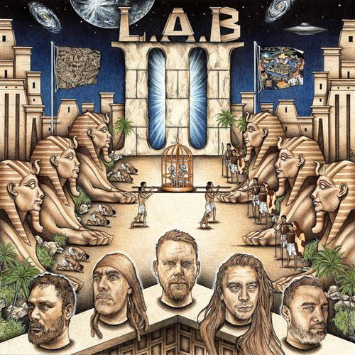 L.A.B - 111 - CD *NEW*
