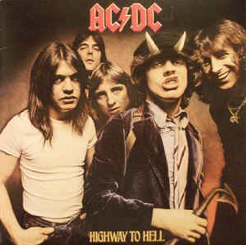 AC/DC ‎– Highway To Hell - LP *NEW*