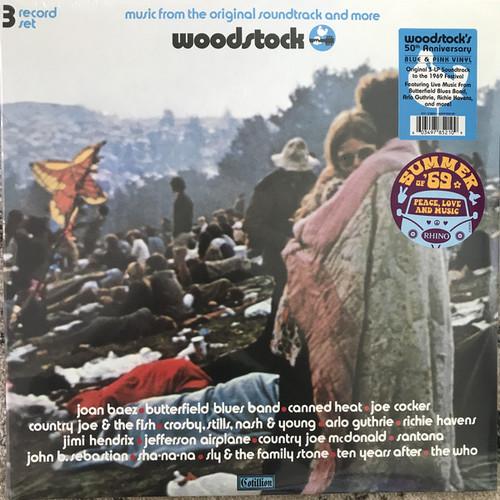Woodstock - Soundtrack - 3LP *NEW*