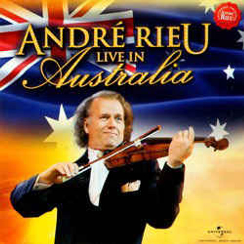 André Rieu ‎– Live In Australia - 2CD *NEW*