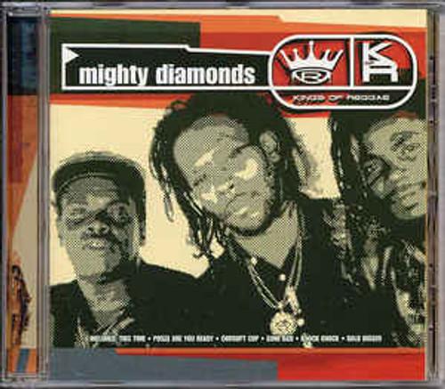 The Mighty Diamonds – Kings Of Reggae - CD *NEW*