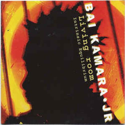 Bai Kamara Jr. – Living Room / Intrinsic Equilibrium - CD *NEW*