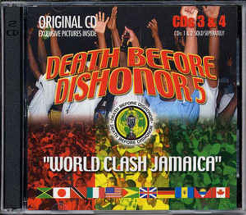 Death Before Dishonor 5 - Various - 2CD *NEW*