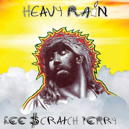 Lee 'scratch' Perry - Heavy Rain [Limited Edition Silver] - LP *NEW*