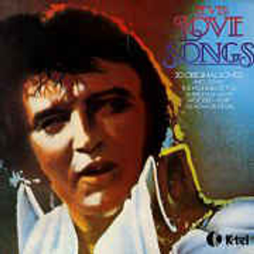 Elvis Presley ‎– Elvis Love Songs - LP *USED*
