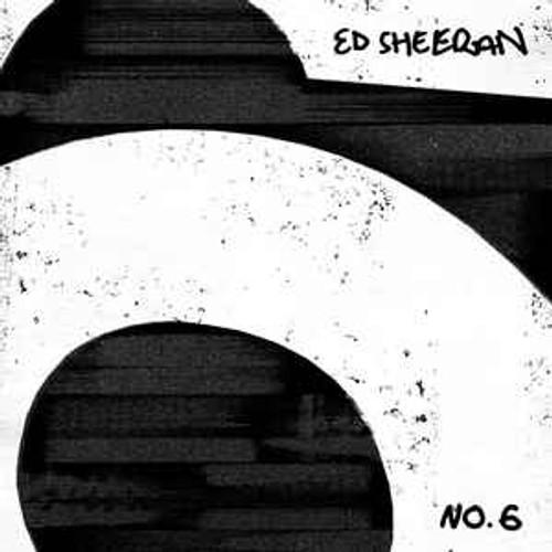 Ed Sheeran – No.6 Collaborations Project - 2LP *NEW*