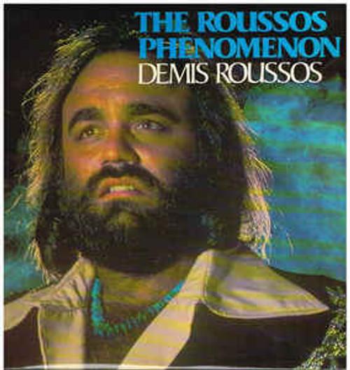 Demis Roussos – The Roussos Phenomenon (NZ) - LP *USED*