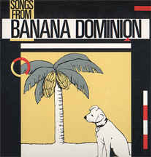Songs From Banana Dominion (NZ) - Various - LP *USED*