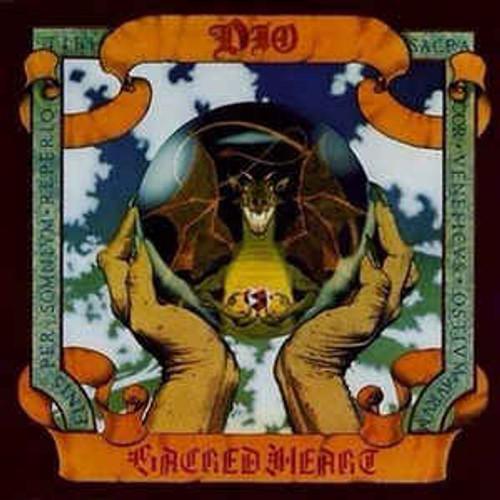 Dio (2) – Sacred Heart (NZ) - LP *USED*