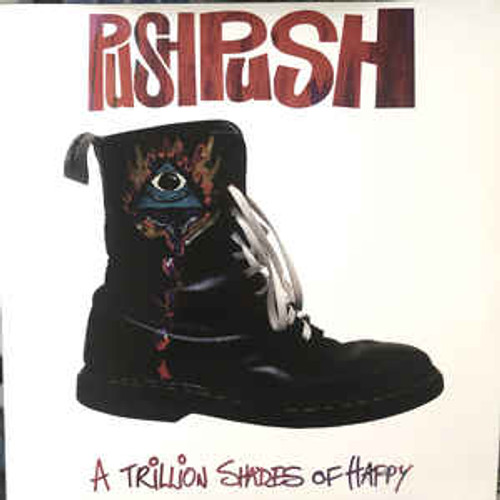 Push Push ‎– A Trillion Shades Of Happy - LP *NEW*
