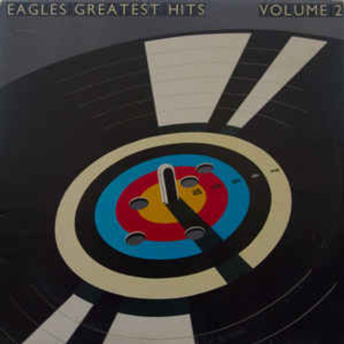 Eagles ‎– Eagles Greatest Hits Volume 2 (AU) - LP *USED*