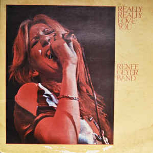 Renee Geyer Band – Really Really Love You (AU) - LP *USED*