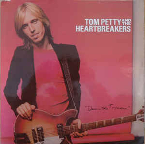 Tom Petty And The Heartbreakers ‎– Damn The Torpedoes (NZ) - LP *USED*
