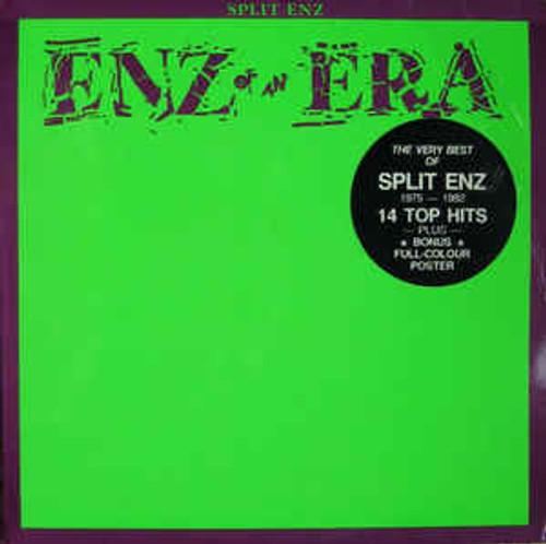 Split Enz – Enz Of An Era (NZ) - LP *USED*