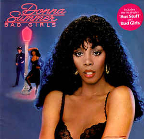 Donna Summer ‎– Bad Girls (NZ) - 2LP *USED*