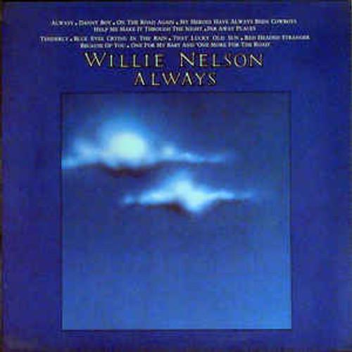Willie Nelson – Always (NZ) - LP *USED*