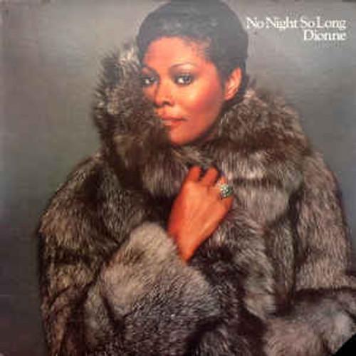 Dionne Warwick – No Night So Long (NZ) - LP *USED*
