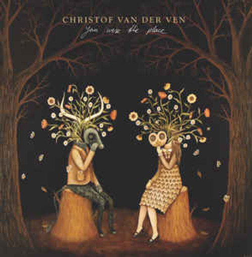 Christof van der Ven ‎– You Were The Place - LP *NEW*