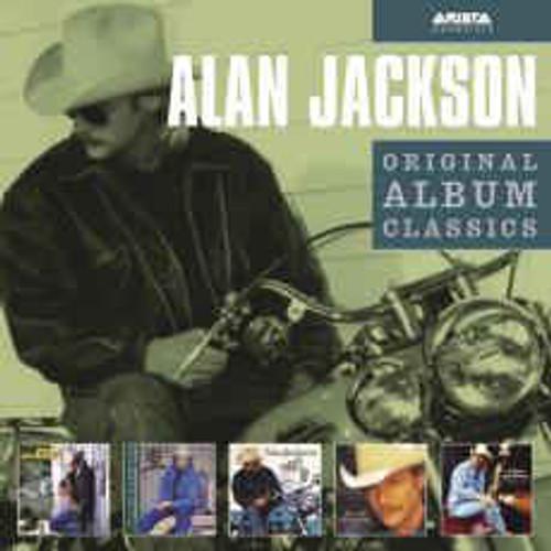 Alan Jackson (2) – Original Album Classics - 5CD *NEW*