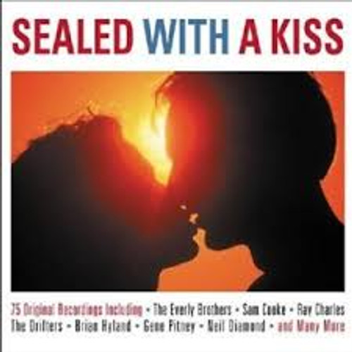 Sealed With a Kiss 75 Original Recordings - Various  - 3CD *NEW*