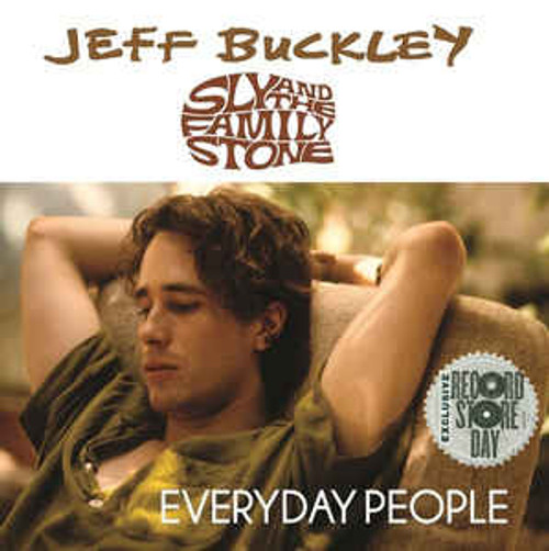 "Jeff Buckley / Sly And The Family Stone* ‎– Everyday People - 7"" *NEW* RSD 2015"