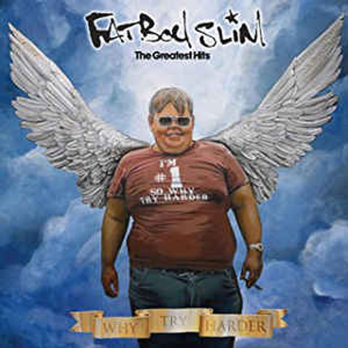 Fatboy Slim – The Greatest Hits (Why Try Harder) - 2LP *NEW*