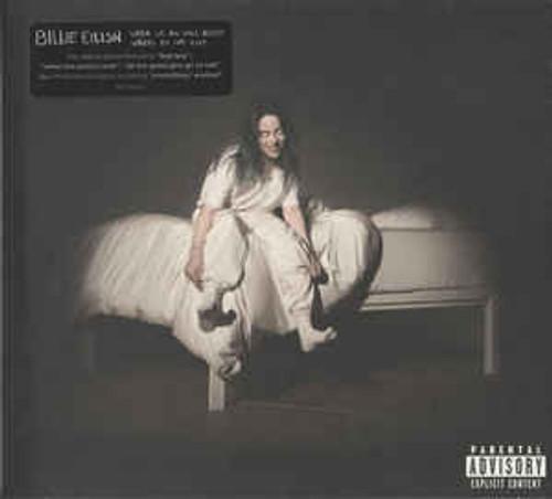 Billie Eilish – When We All Fall Asleep, Where Do We Go? - CD *NEW*