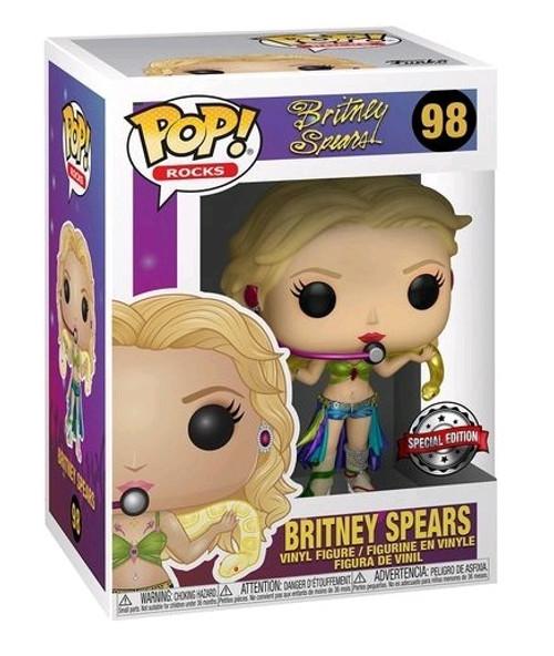 Britney Spears (Metallic) - Pop! Vinyl Figure *NEW*