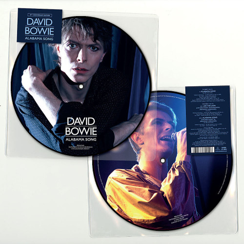 """David Bowie - Alabama Song (40th Anniversary Picture Disc ) - 7"""" *NEW*"""