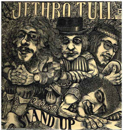 Jethro Tull – Stand Up (NZ) - LP *USED*