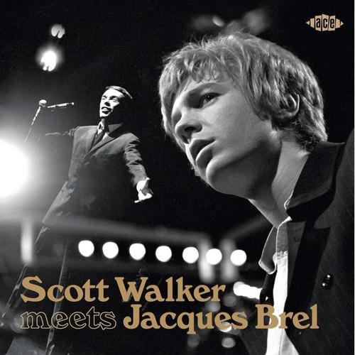 Scott Walker/Jacques Brel - Scott Walker Meets Jacques Brel - CD *NEW*