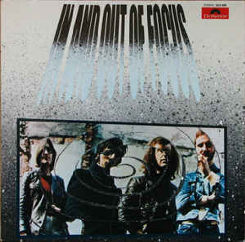Focus ‎– In And Out Of Focus (GERMANY) - LP *USED*